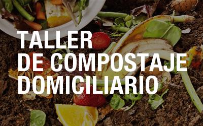 Taller de compostaje domiciliario
