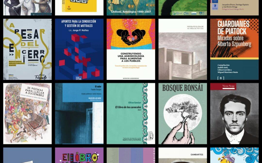 Incorporamos PDFs en la colección de nuestra Biblioteca