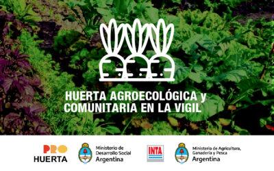 Huerta Agroecológica Comunitaria en La Vigil