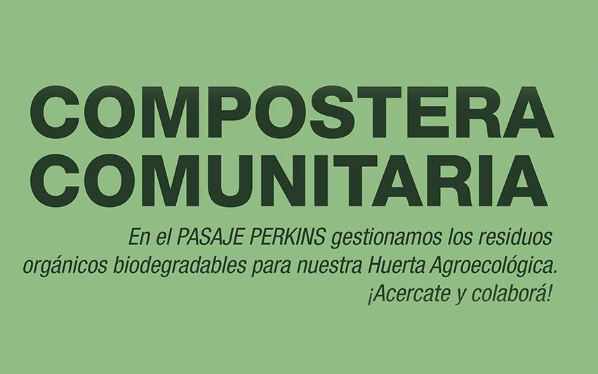 Compostera Comunitaria